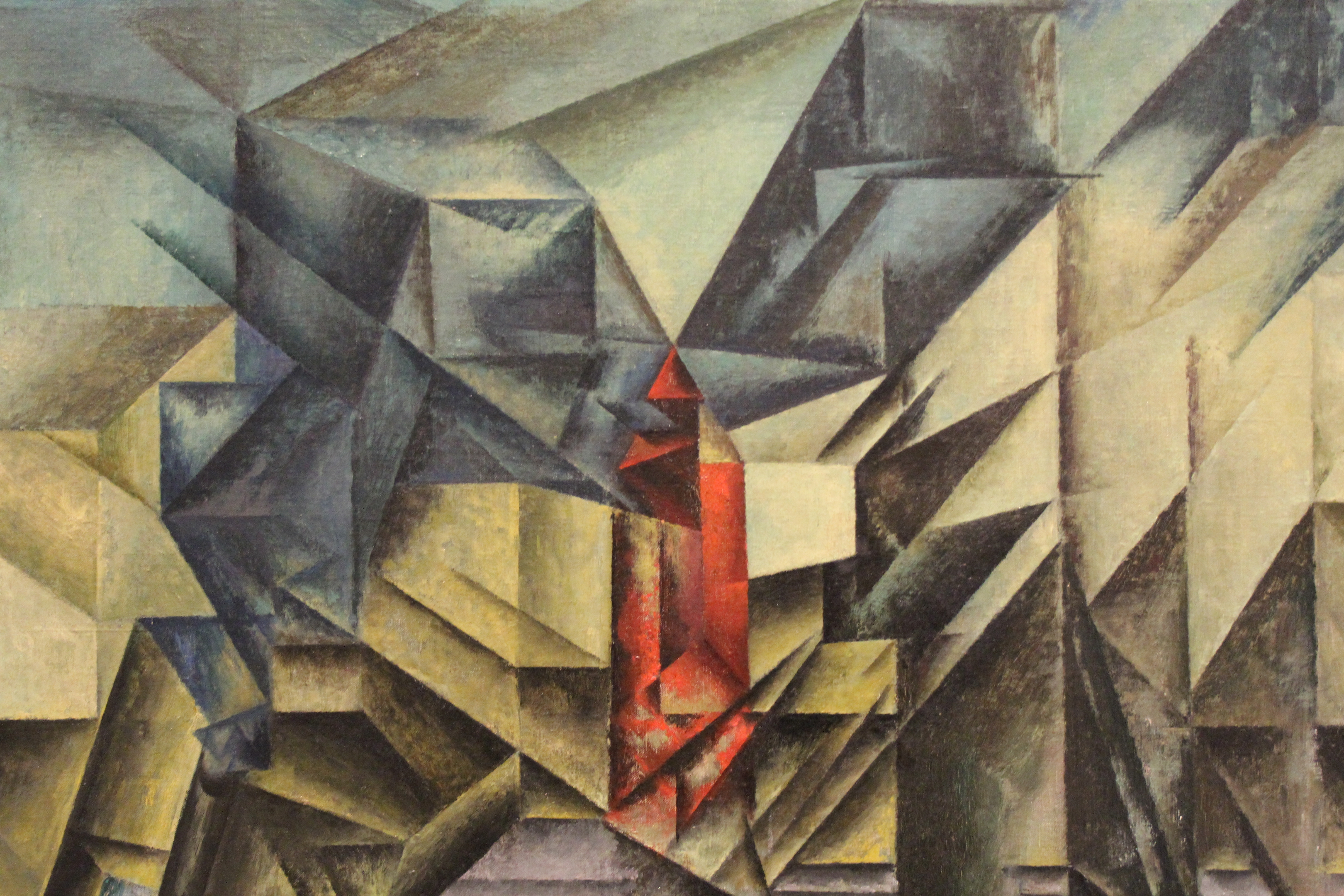 a research on cubism The goal of the cubism project is to develop and implement an algorithm for the deep and the project is supported by the defense advanced research.
